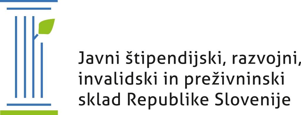 стипендије 2. 3. циклус словенија